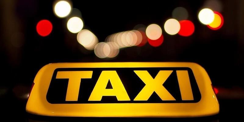 Такси с безналичным расчетом
